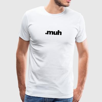 point Muh - T-shirt Premium Homme
