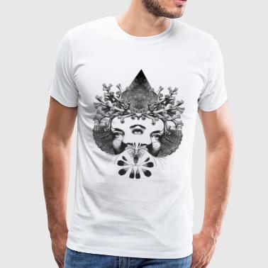Cyclohate Mystical - T-shirt Premium Homme