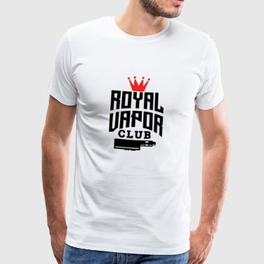 Royal Vapor Club - Men's Premium T-Shirt