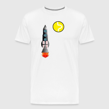 Tennis-Mission - Männer Premium T-Shirt