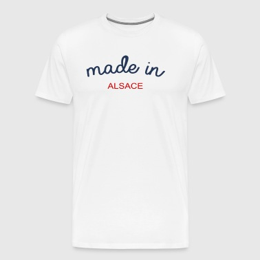 Made in Alsace - T-shirt Premium Homme