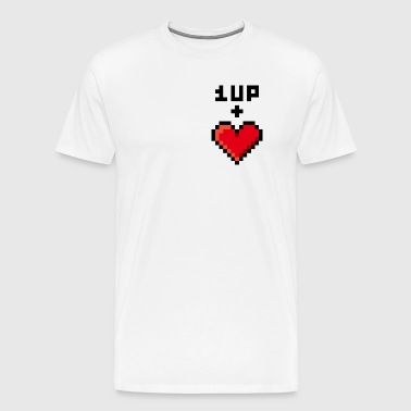 1 UP - T-shirt Premium Homme