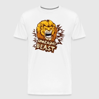 Unleash The Beast - Men's Premium T-Shirt