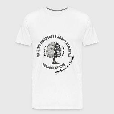 Reducing the Stigma of Dementia - Men's Premium T-Shirt