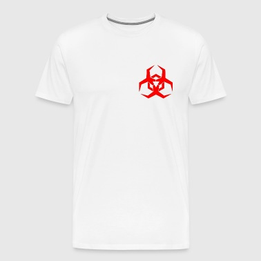 hazardous tee - Men's Premium T-Shirt