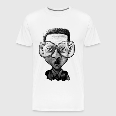 optic nerd - T-shirt Premium Homme