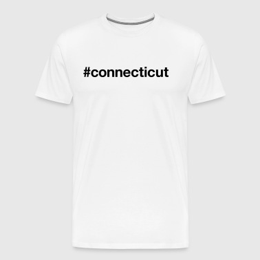 CONNECTICUT - T-shirt Premium Homme