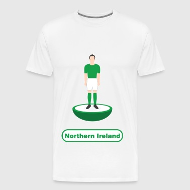 Northern Ireland Football - Men's Premium T-Shirt