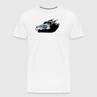 speed - Premium-T-shirt herr