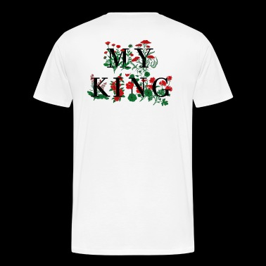 My King partner shirt - Men's Premium T-Shirt