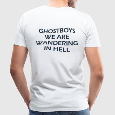 Ghost Boys - Premium-T-shirt herr