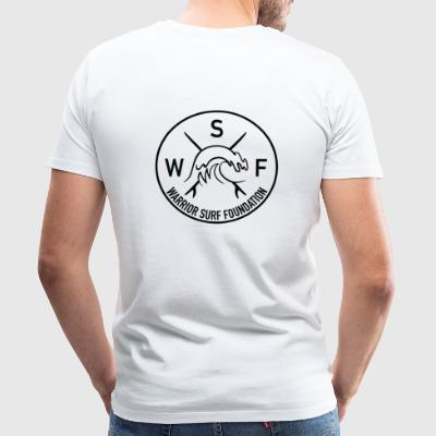 Surf Warrior Foundation - T-shirt Premium Homme