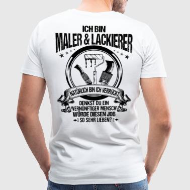 Pedir en l nea pintor camisetas spreadshirt - Pintores y decoradores ...