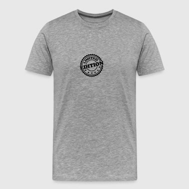 Limited Edition Stamp - Mannen Premium T-shirt