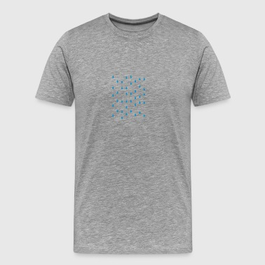 Drops - Premium T-skjorte for menn