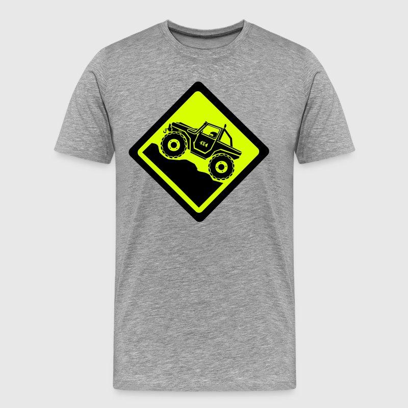 offroad sign von 4x4 shirt spreadshirt. Black Bedroom Furniture Sets. Home Design Ideas