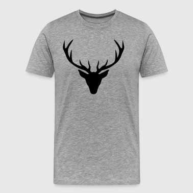 Stag - Men's Premium T-Shirt