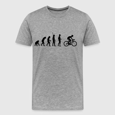 Evolution Racing - Men's Premium T-Shirt