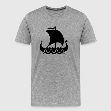 vikings viking - Men's Premium T-Shirt