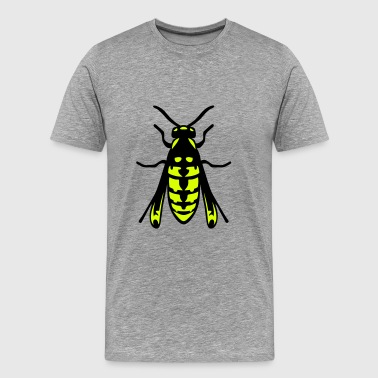 guepe fly insecte 1112 - T-shirt Premium Homme
