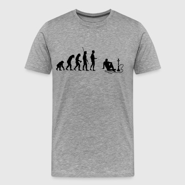 Evolution Shisha - Men's Premium T-Shirt