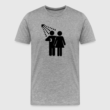 Shower together - T-shirt Premium Homme