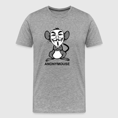 Anonymouse - T-shirt Premium Homme