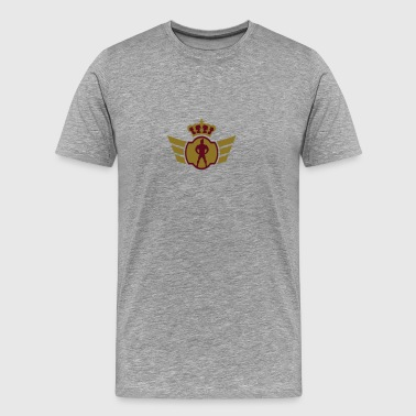 King Hero - Men's Premium T-Shirt