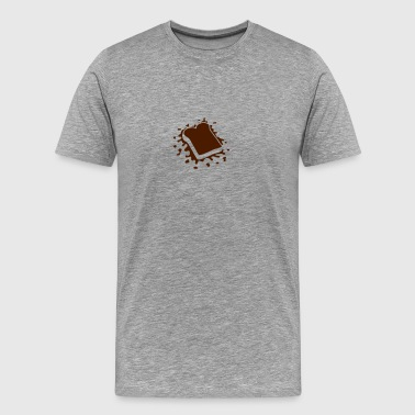 Dead Toast On The Ground - Männer Premium T-Shirt