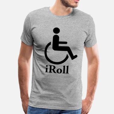 41c55cac3a Shop Wheelchair T-Shirts online | Spreadshirt