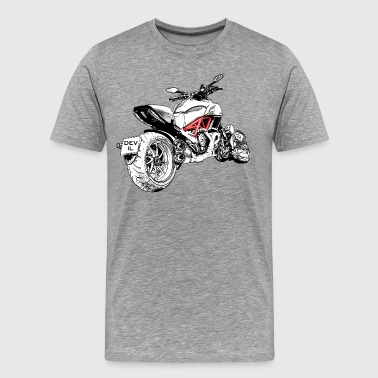 Diavel - Men's Premium T-Shirt