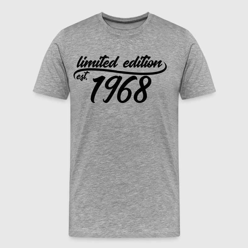 Limited edition est 1968 - Men's Premium T-Shirt