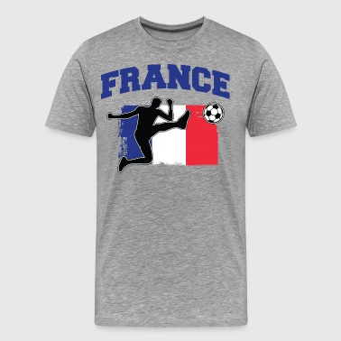 France Football / Soccer - T-shirt Premium Homme