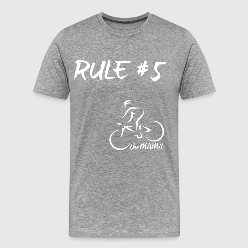 Rule 5 - Men's Premium T-Shirt