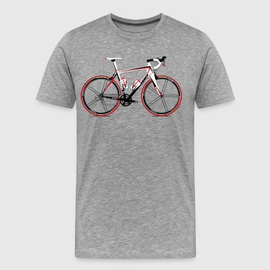 Race Bike - Men's Premium T-Shirt