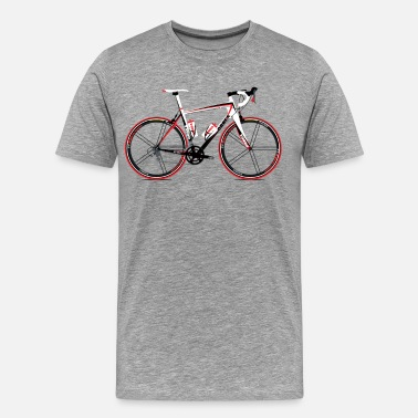 Sports Race Bike - Men's Premium T-Shirt