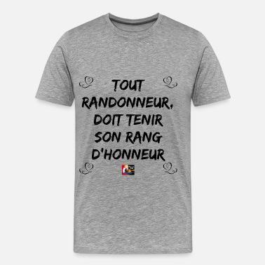 Randonnée RANDONNEUR, je tiens mon RANG D  39 HONNEUR - Jeux de - 339e8324435f