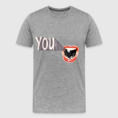 YOU! - T-shirt Premium Homme