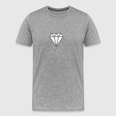 Diamond - T-shirt Premium Homme