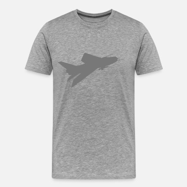 English Electric Lightning BAC English Electric Lightning Flyby - Men's Premium T-Shirt