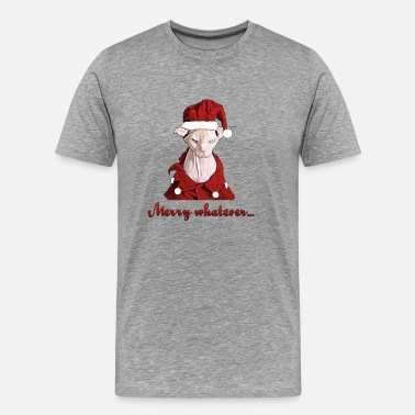 Whatever Merry whatever - Men's Premium T-Shirt