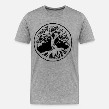 Angular tree of life best angular 	 - Männer Premium T-Shirt