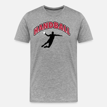Quotation Handball Handball - Men's Premium T-Shirt