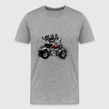 Monkey Monkeybike - Men's Premium T-Shirt