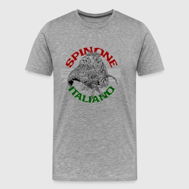 spinone_e_fagiano - Men's Premium T-Shirt