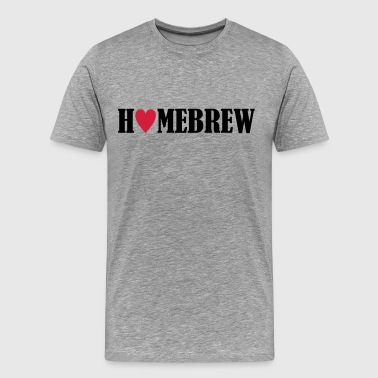 HOMEBREW - Men's Premium T-Shirt