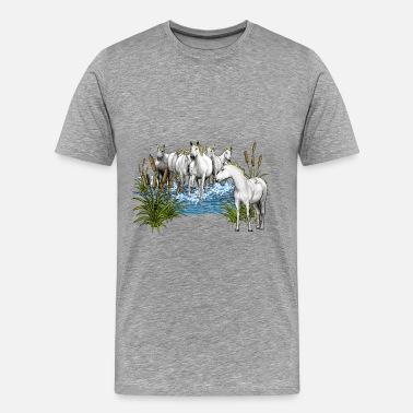 b5c2e51ebe39 T-shirts Camarguais à commander en ligne   Spreadshirt