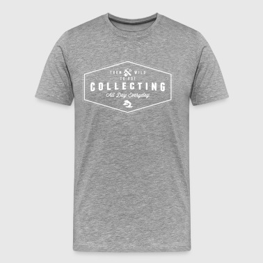 colecting_all_day_negatif - T-shirt Premium Homme