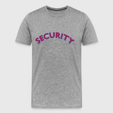 Security Arc Design - Männer Premium T-Shirt