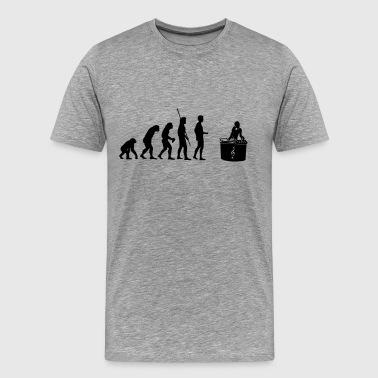 DJ Evolution - T-shirt Premium Homme